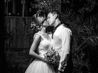 O casamento de Gabriela e William