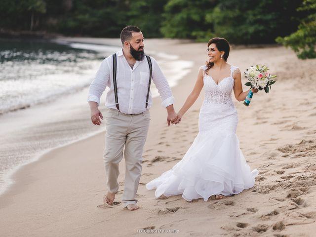 O casamento de Priscila e Raul