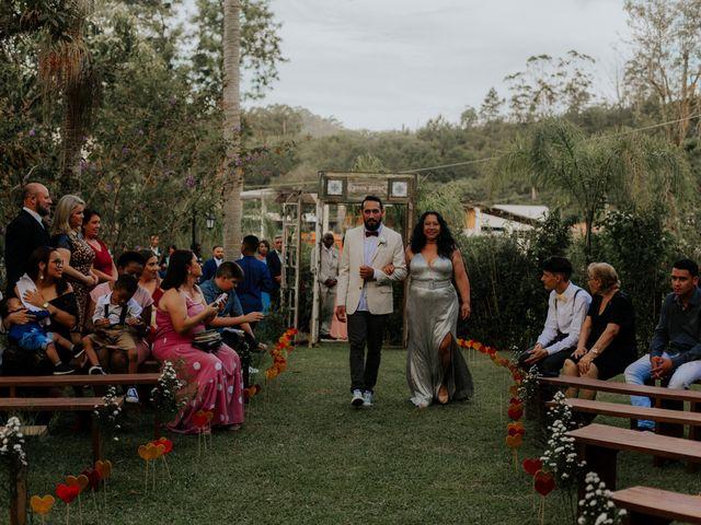 O casamento de Andreza e Darlan em Itajaí, Santa Catarina 17