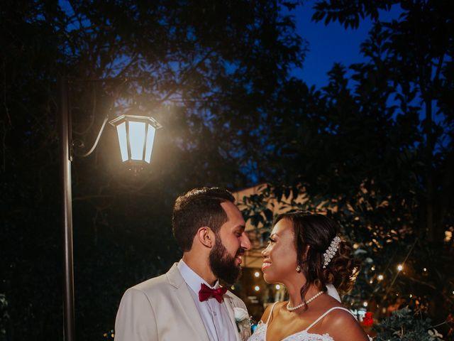 O casamento de Andreza e Darlan em Itajaí, Santa Catarina 1