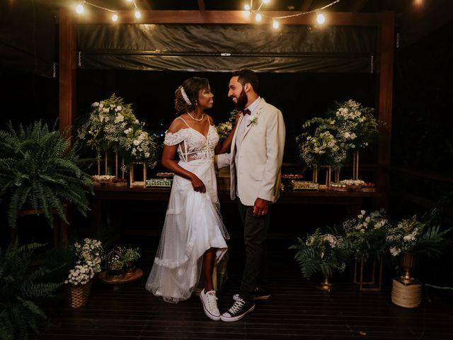 O casamento de Andreza e Darlan em Itajaí, Santa Catarina 30