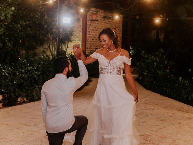 O casamento de Andreza e Darlan em Itajaí, Santa Catarina 34