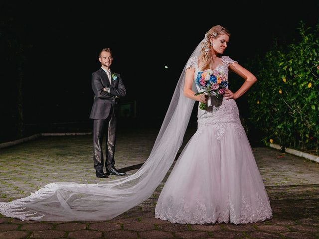 O casamento de Jenifer e Cleiton