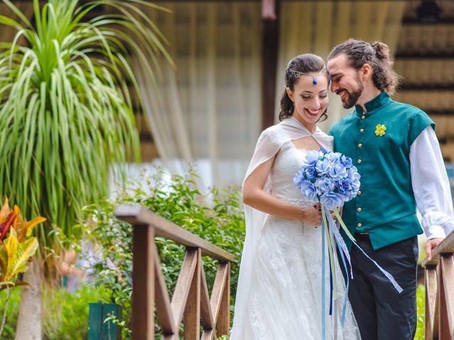 O casamento de Patrícia e Nikolai