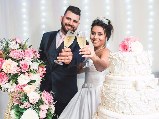 O casamento de Kesia e Jonas
