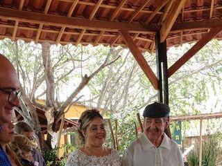 O casamento de Silvia e Marco 1