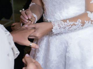 O casamento de Vilma e Ester