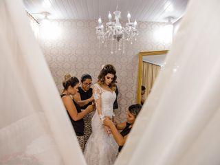 O casamento de Leisa e Duílio 1