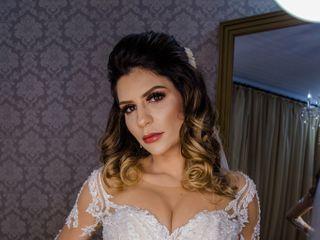 O casamento de Leisa e Duílio 2