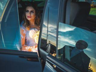 O casamento de Leisa e Duílio