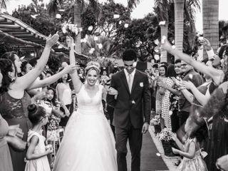 O casamento de Suélen e Gabriel