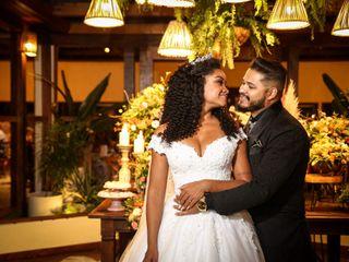 O casamento de Kátia e Agnaldo