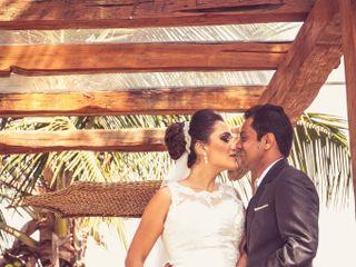 O casamento de Mariana e Neimar