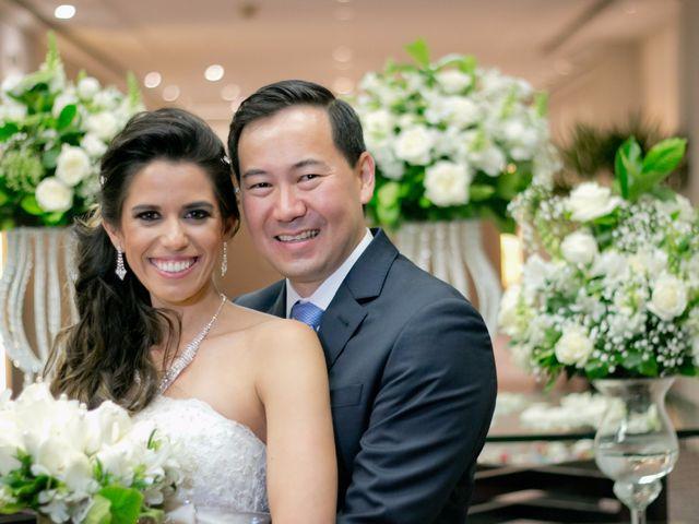 O casamento de Marina e Fernando