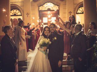 O casamento de Marina e Bruno