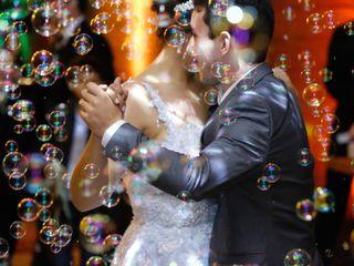 O casamento de Vanessa e Rodolfo