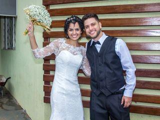 O casamento de Rubiana e Bruno