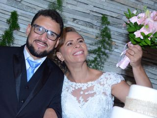 O casamento de Marlene e Arleyson
