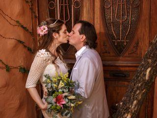 O casamento de Lucia e Paulo