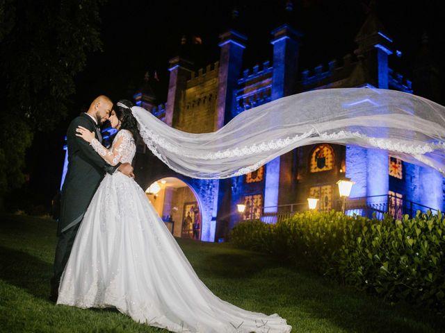 O casamento de Elisangela e Alberto