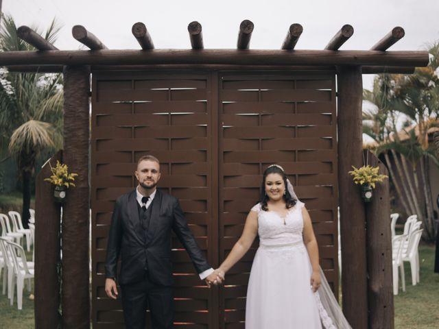 O casamento de Larissa e Jean