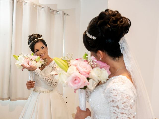 O casamento de Damião e Halayne em Diadema, São Paulo 22