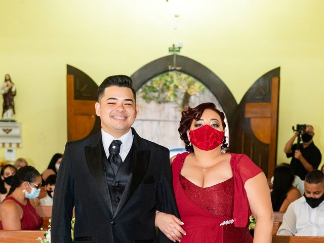 O casamento de Damião e Halayne em Diadema, São Paulo 28