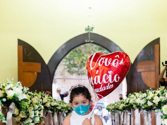 O casamento de Damião e Halayne em Diadema, São Paulo 30