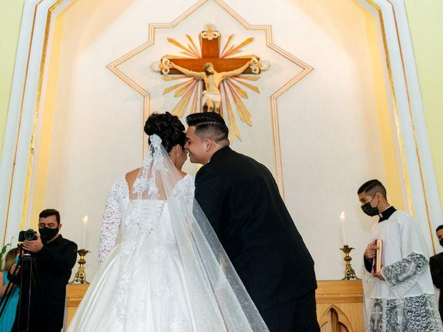 O casamento de Damião e Halayne em Diadema, São Paulo 37