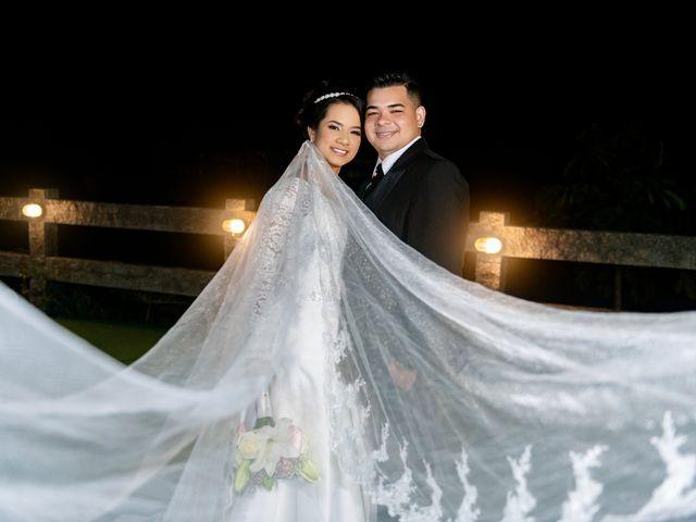 O casamento de Damião e Halayne em Diadema, São Paulo 46