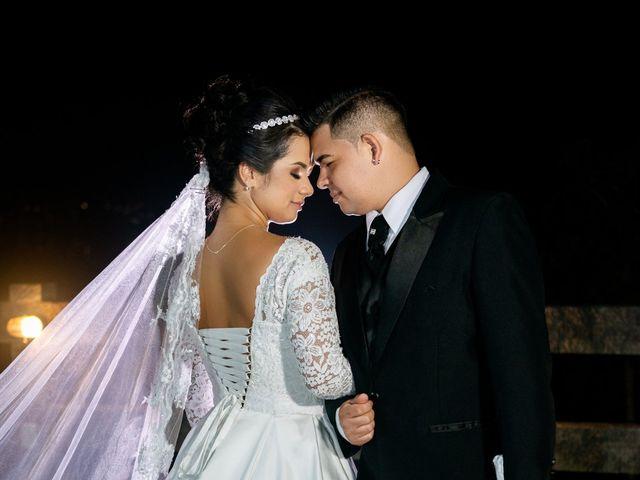 O casamento de Damião e Halayne em Diadema, São Paulo 47
