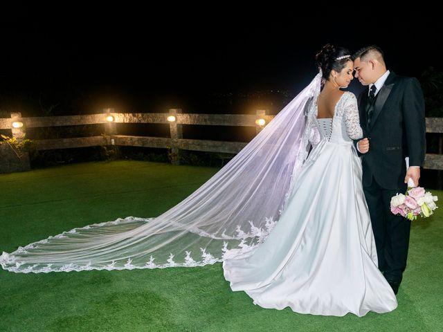 O casamento de Damião e Halayne em Diadema, São Paulo 2