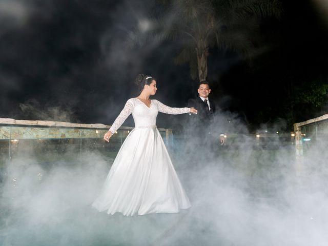 O casamento de Damião e Halayne em Diadema, São Paulo 53