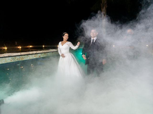 O casamento de Damião e Halayne em Diadema, São Paulo 54