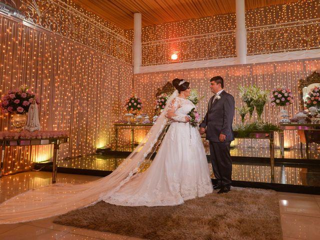 O casamento de Michelli e Julio