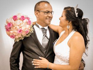 O casamento de Lucia e Valter 1