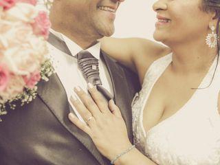 O casamento de Lucia e Valter 2