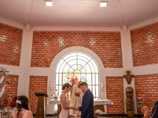 O casamento de Cassie e Gilson