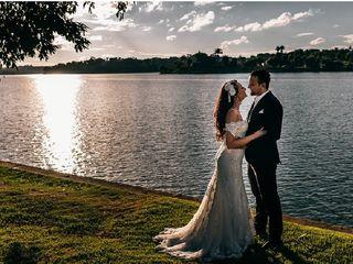 O casamento de Bianca e Jhonatan