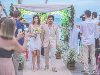 O casamento de Ariana e Luiz Gustavo