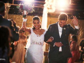 O casamento de Priscila e Caio  2