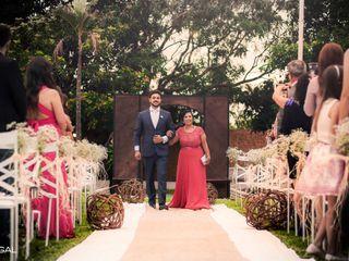 O casamento de Priscila e Caio  3