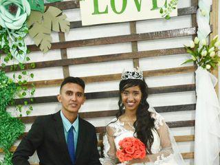 O casamento de Aurilena  e Rubens 3