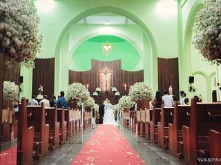 O casamento de Cristiane  e Aloizio