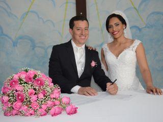 O casamento de Juci e Rangel