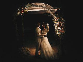 O casamento de Analise e Diego
