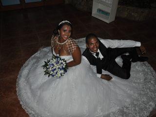 O casamento de Vitória Cristina e Danilo Gomes
