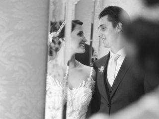 O casamento de Natália e André Luís