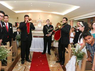 O casamento de Tatiana e Thiago 1
