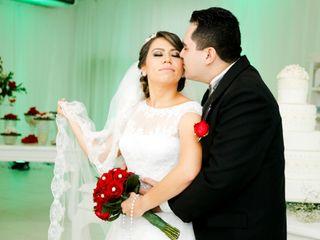 O casamento de Tatiana e Thiago